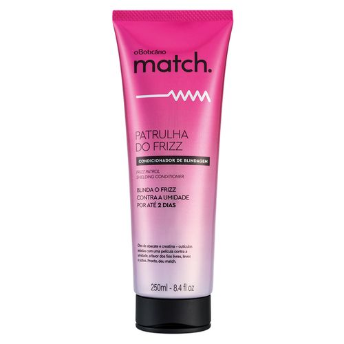 Match Frizz Patrol Conditioner 250ml | 8.4 fl.oz