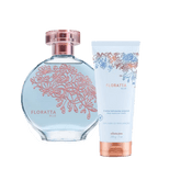 Floratta Blue Set | 01 Floratta Blue Eau de Toilette, 01 Moisturizing Body Lotion