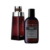 Malbec Set | 01 Malbec Eau de Toilette, 01 Liquid Soap